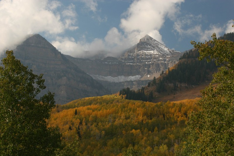 Mount Timpanogos Campground Wasatch-Cache National Forest - PLEASANT GROVE, UT - National Parks