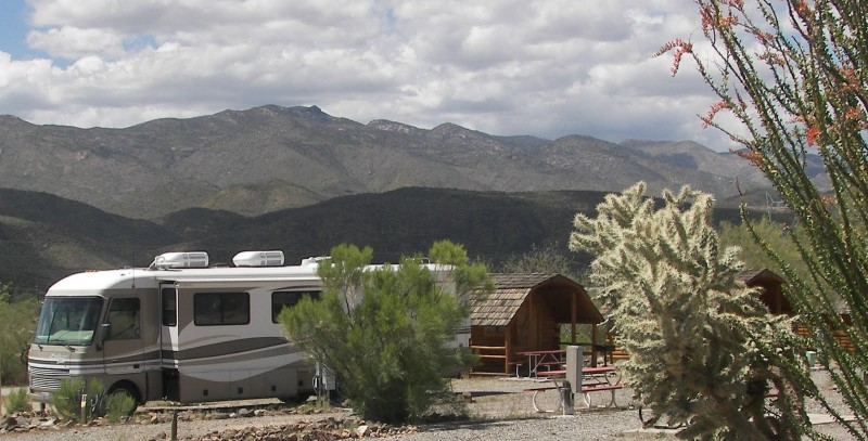 Black Canyon Campground - Black Canyon City, AZ - RV Parks