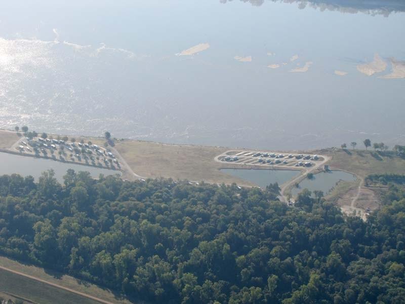 Tom Sawyer's RV Park - West Memphis, AR - RV Parks