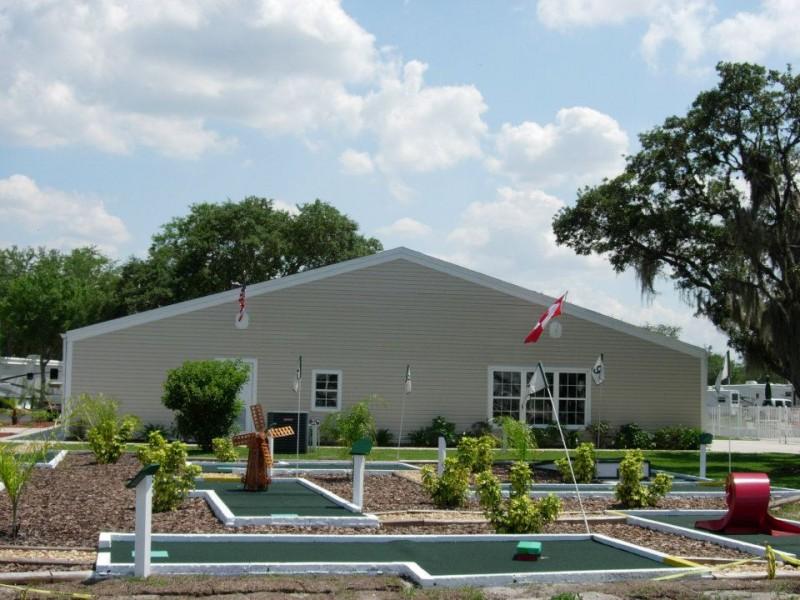 Cypress Campground & RV Park - Winter Haven, FL - RV Parks