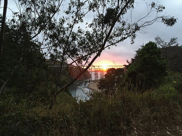 Schooner's Landing  - Albion, CA - RV Parks