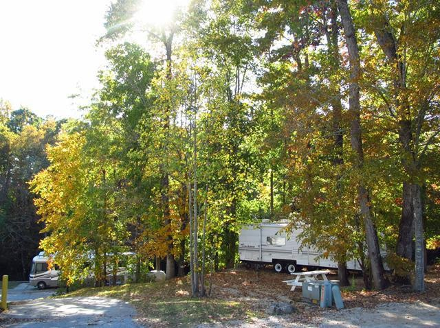 Auburn RV Park at Leisure Time Campground  - Auburn, AL - RV Parks
