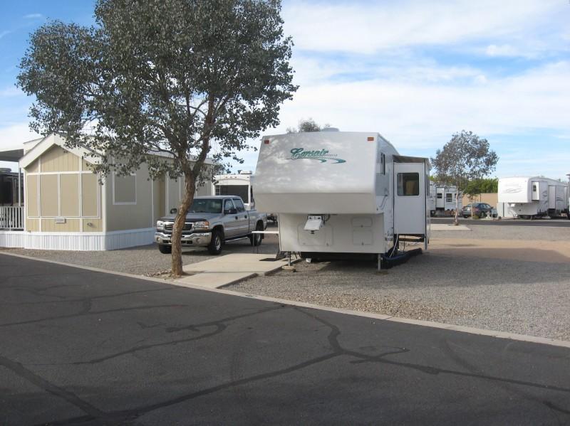 Pueblo Del Sol Rv Resort - Sierra Vista, AZ - RV Parks