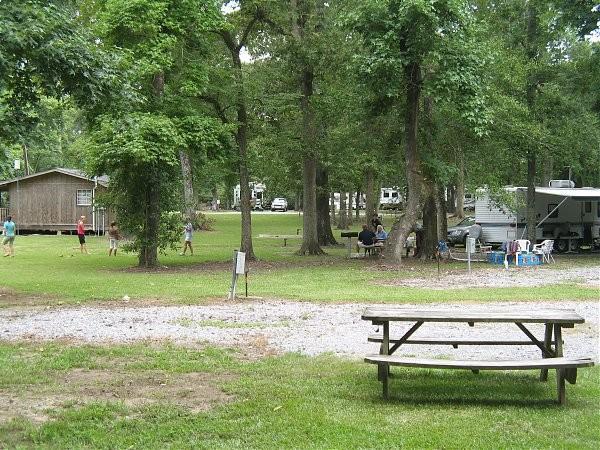 Abbeville RV Park - Abbeville, LA - County / City Parks