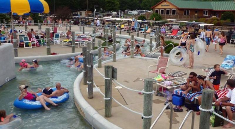 Yogi Bears Jellystone Warrens - Warrens, WI - Legacy Resorts