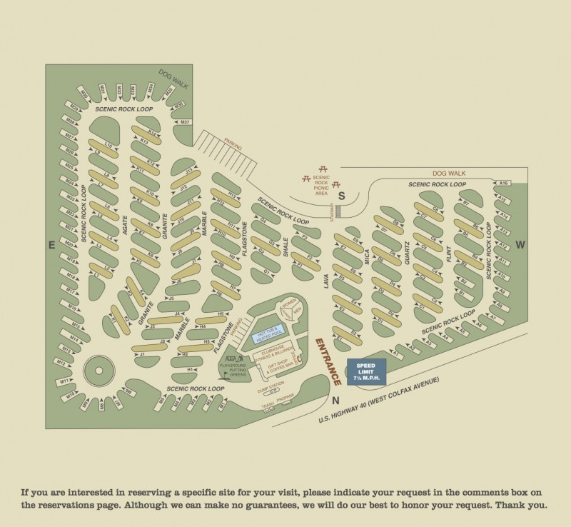 Dakota Ridge RV Resort - Golden, CO - RV Parks