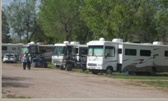 Wagons West Rv Campground - Fillmore, UT - RV Parks