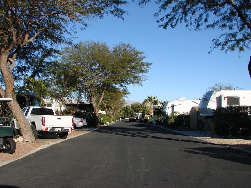 Palm Springs Oasis Rv Resort - Cathedral City, CA - RV Parks