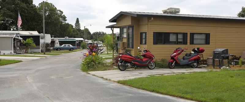 Tropical Gardens Travel Park - Bradenton, FL - RV Parks