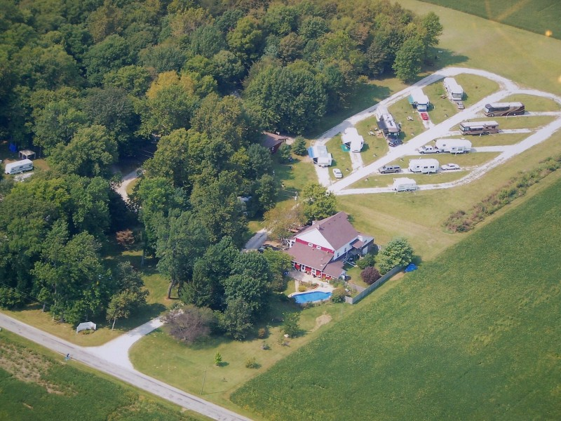Glo Wood Campground Pendleton In Rv Parks Rvpoints Com