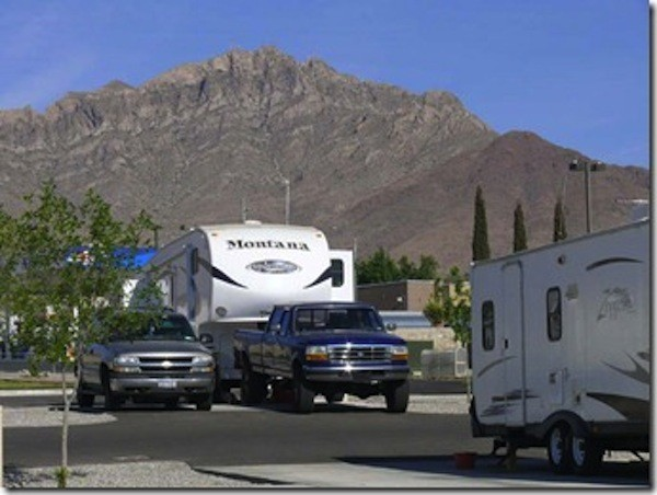 Fort Bliss RV Park - Fort Bliss, TX - RV Parks