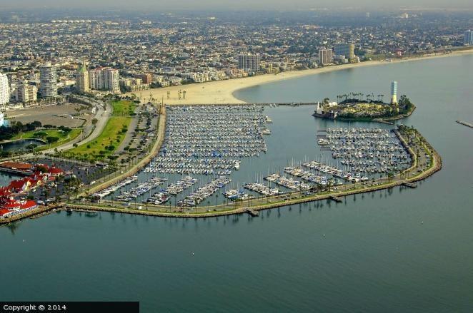 Long Beach Shoreline Marina - Long Beach, CA - RV Parks