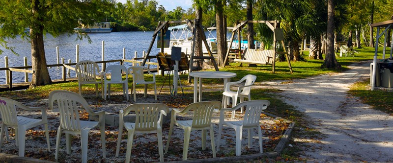 Lettuce Lake Travel Resort - Arcadia, FL - RV Parks
