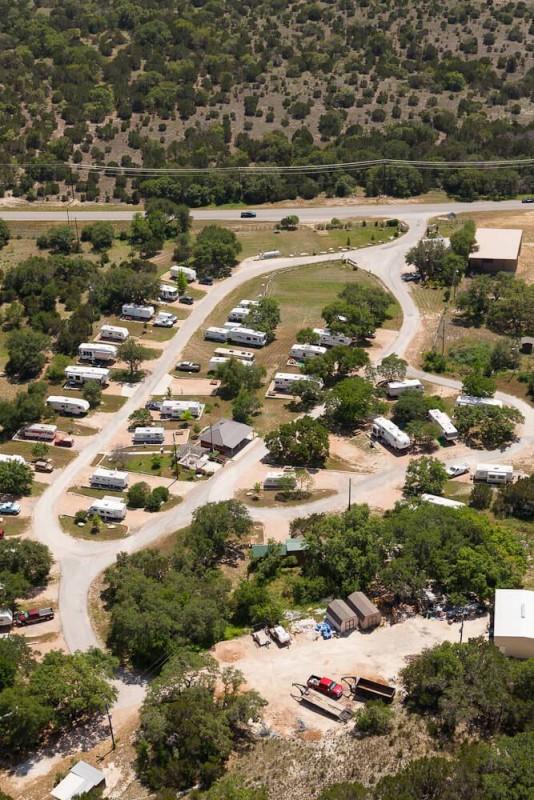 Sunset RV Park - Austin, TX - RV Parks - RVPoints.com