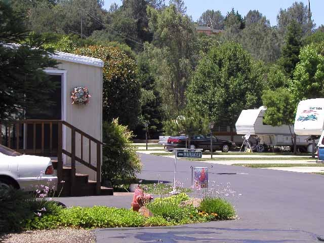 Green Acres RV Park - Redding, CA - RV Parks