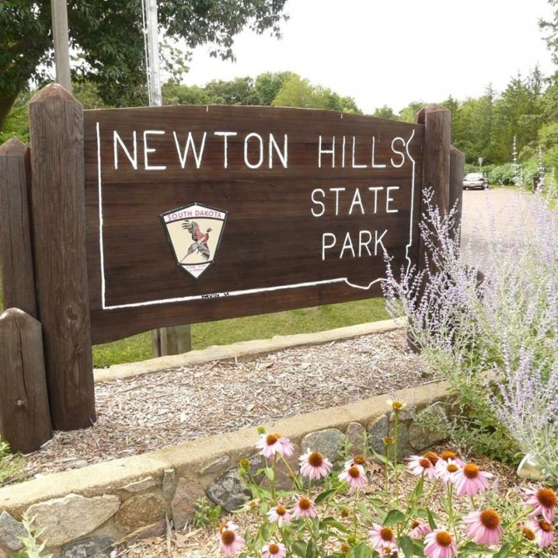 Newton Hills State Park - Canton  Sd