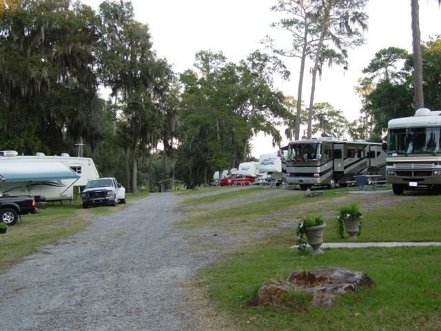 Grassy Pond Military Recreation Area Lake Park Ga Rv