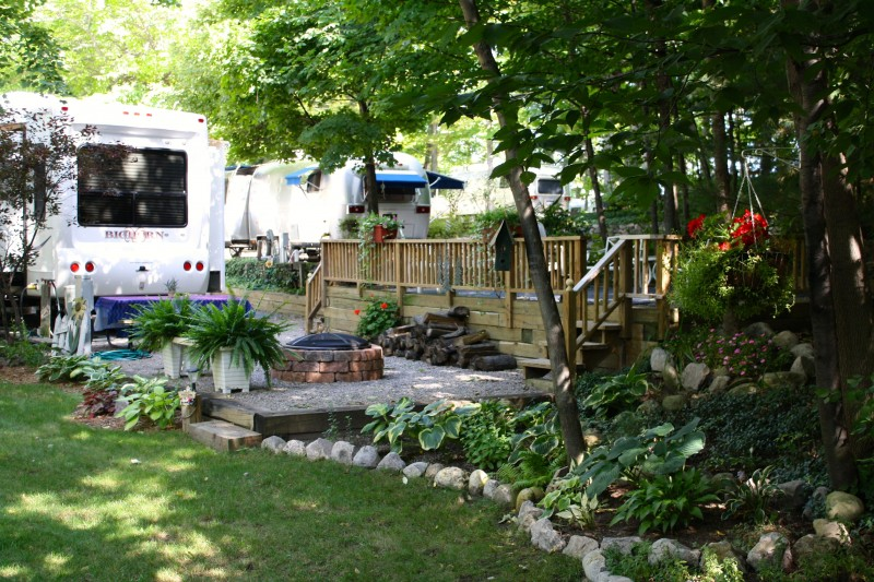 Holiday Park Campground - Traverse City, MI - RV Parks