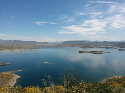 Lake Pleasant Regional Park - Morristown, AZ - County / City Parks