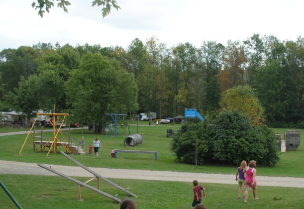 Flint Creek Campground - Middlesex, NY - RV Parks