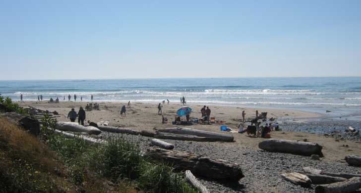 Beverly Beach State Park - Newport, OR - Oregon State Parks