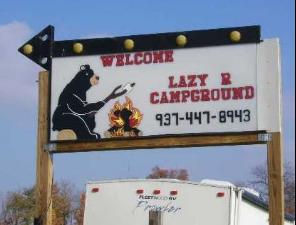 Lazy R Campground - Bradford, OH - RV Parks