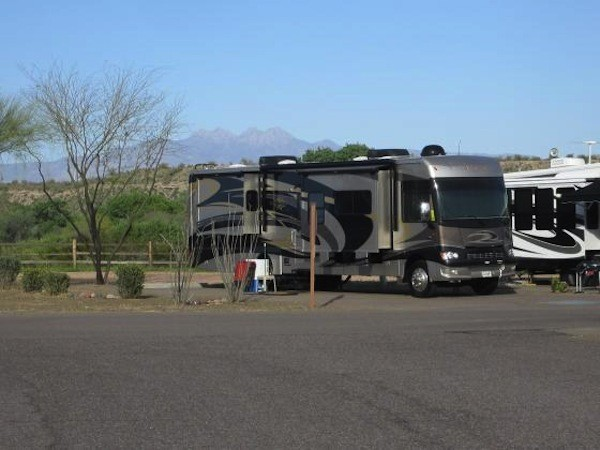 Eagle View RV Resort - Fort Mcdowell, AZ - RV Parks