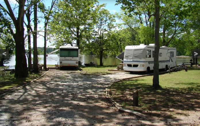 Decatur / Wheeler Lake KOA - Hillsboro, AL - KOA