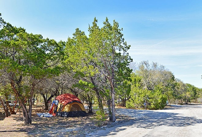 Lake Whitney RV Campground - Whitney, TX - Thousand Trails Resorts