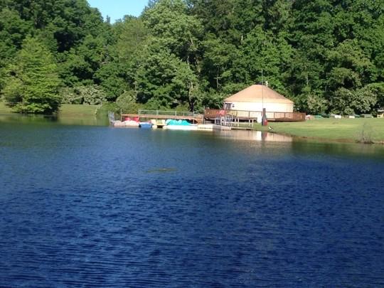 Lake In Wood Camping Resort Narvon Pa Sun Resorts