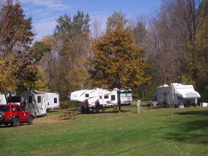 Adventure Bound Camping Resorts Four Winds