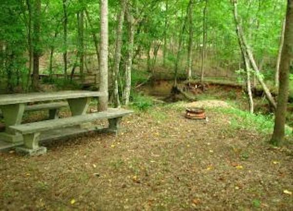 Little Cedar Creek Campground Ridgeway Sc Rv Parks