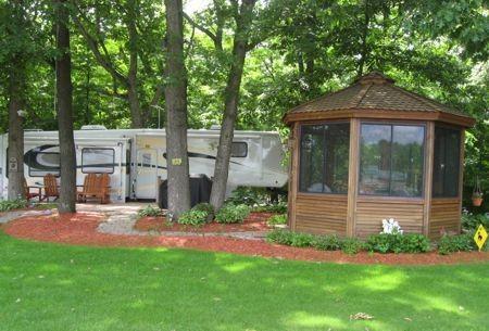 Westward Ho RV Resort & Campground  - Glenbeulah, WI - Sun Resorts