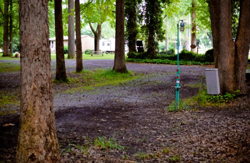 Woodlawn Campground - Delmar, MD - RV Parks