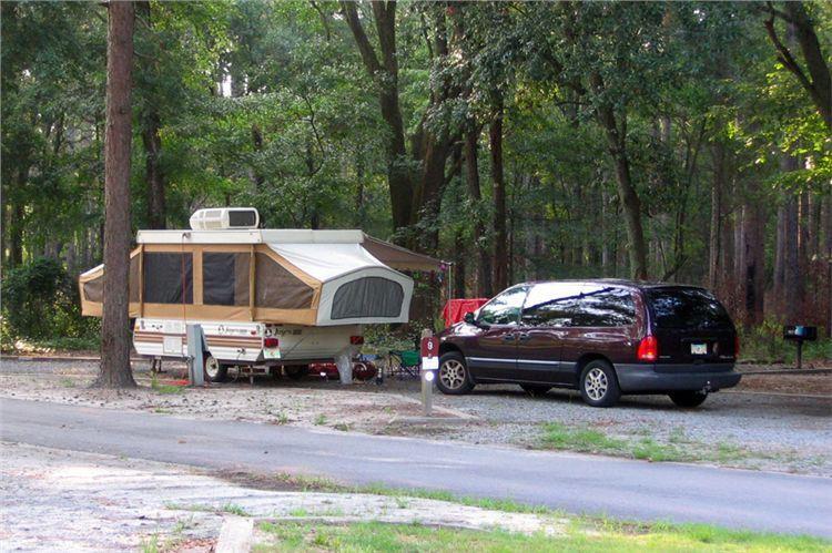 Reed Bingham State Park - Adel, GA - Georgia State Parks
