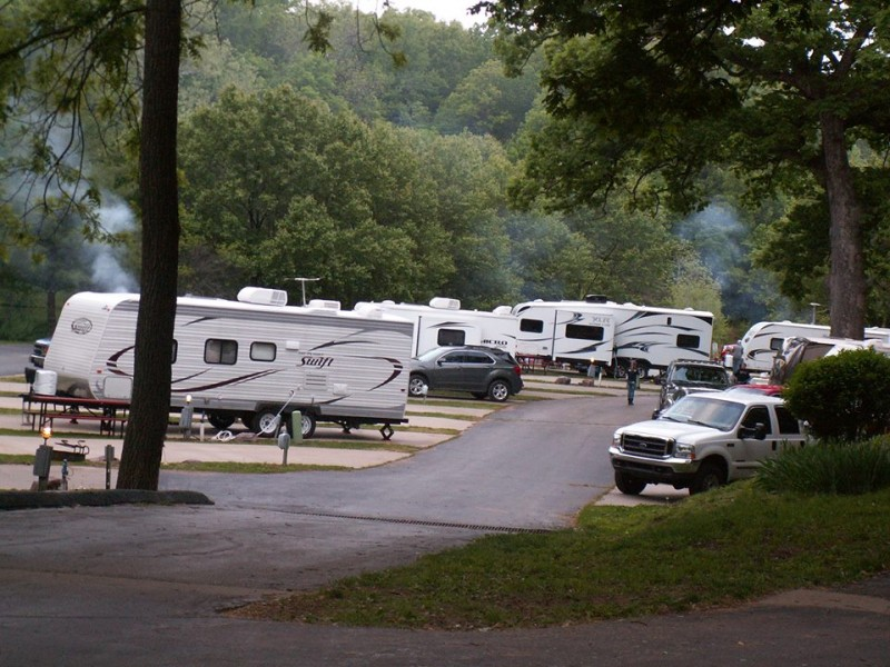 Basswood Resort - Platte City, MO - RV Parks