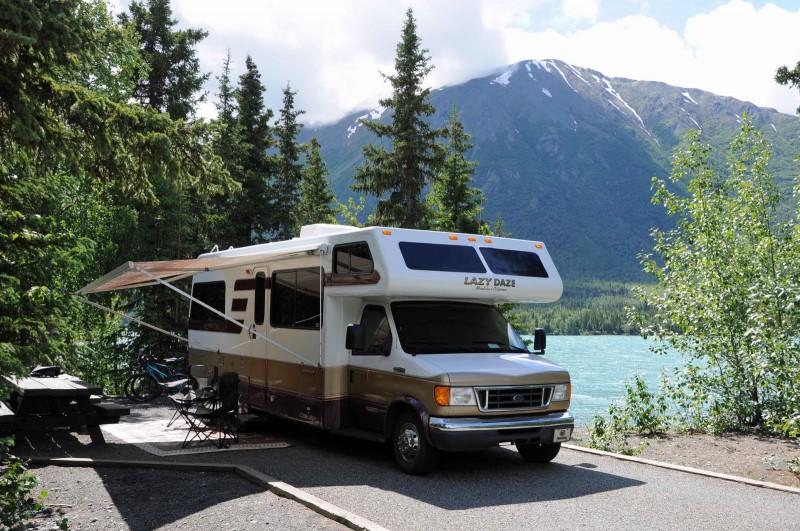 Quartz Creek - Cooper Landing , AK - RV Parks - RVPoints.com