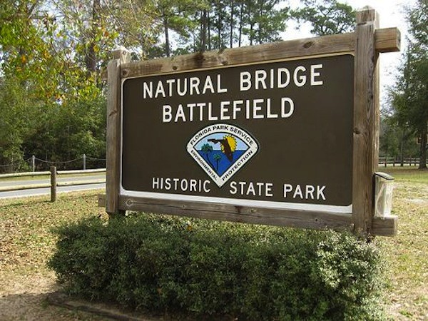 Natural Bridge Battlefield Historic State Park - Tallahassee, FL - Florida State Parks