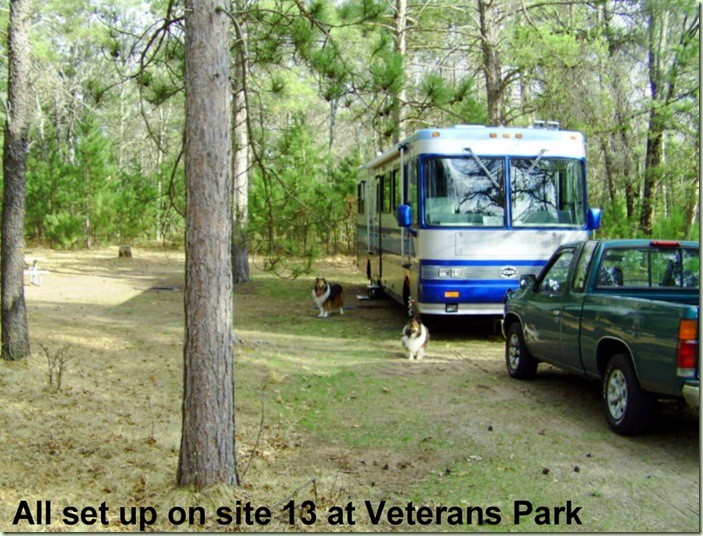Veterans Memorial Campgrounds West Salem Wi Rv Parks