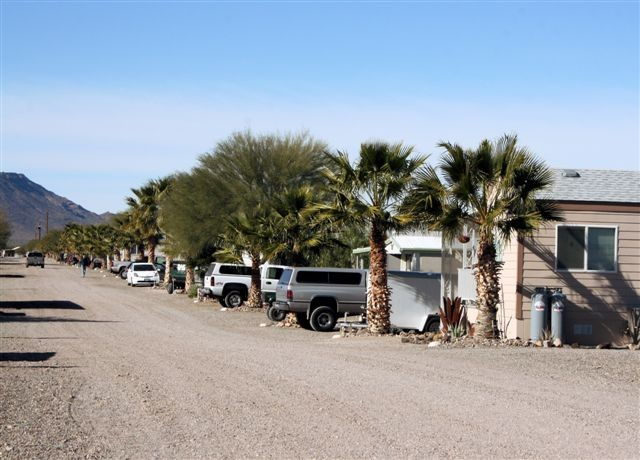 Black Rock RV Village - Salome, AZ - RV Parks