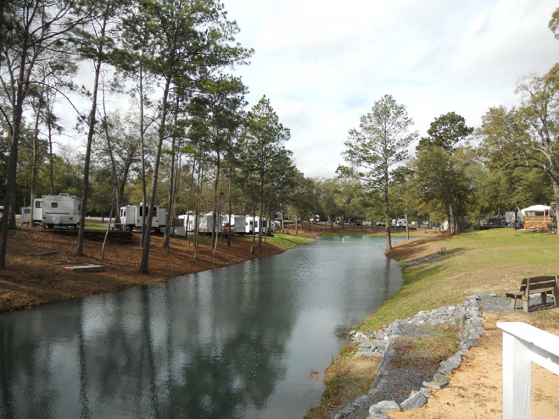 Fair Harbor RV Park - Perry, GA - RV Parks