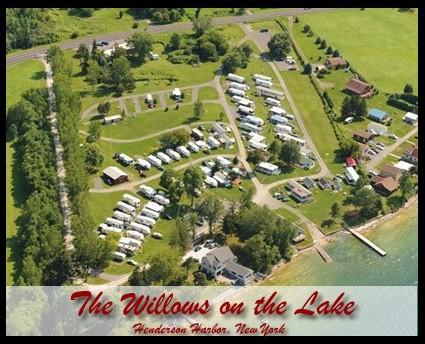 Willows RV Park & Resort - Adams, NY - RV Parks