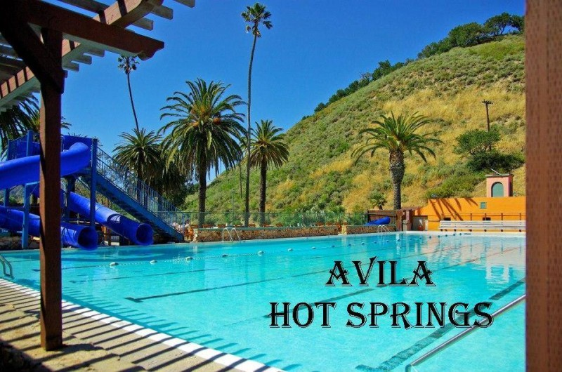 Avila Hot Springs Rv Resort Avila Beach Ca Rv Parks