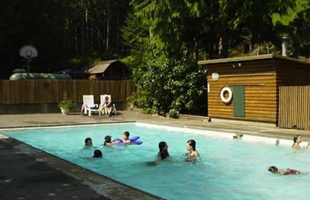 Victoria West KOA - Malahat, BC - KOA