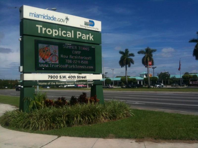 Tropical Park  - Miami, FL - RV Parks