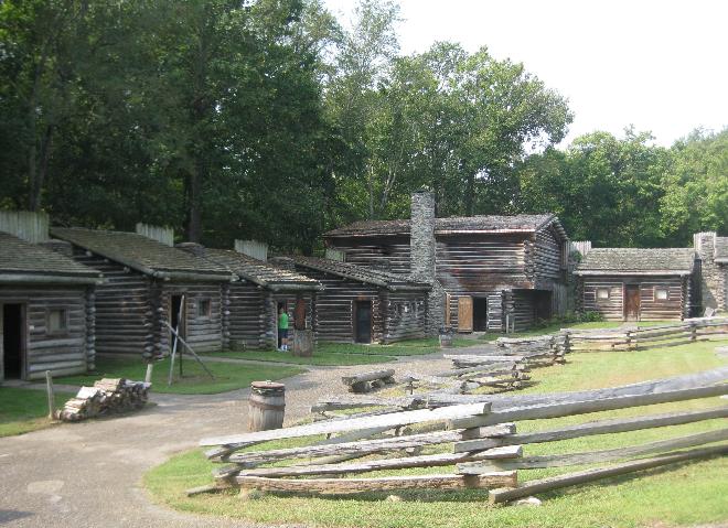 Fort Boonesborough State Park - Richmond, KY - Kentucky State Parks