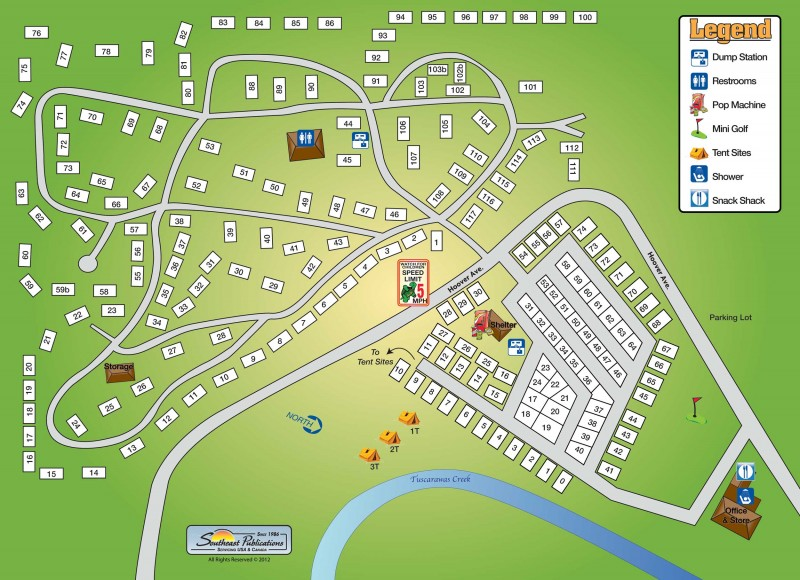 Clearwater Park  - Uniontown, OH - RV Parks