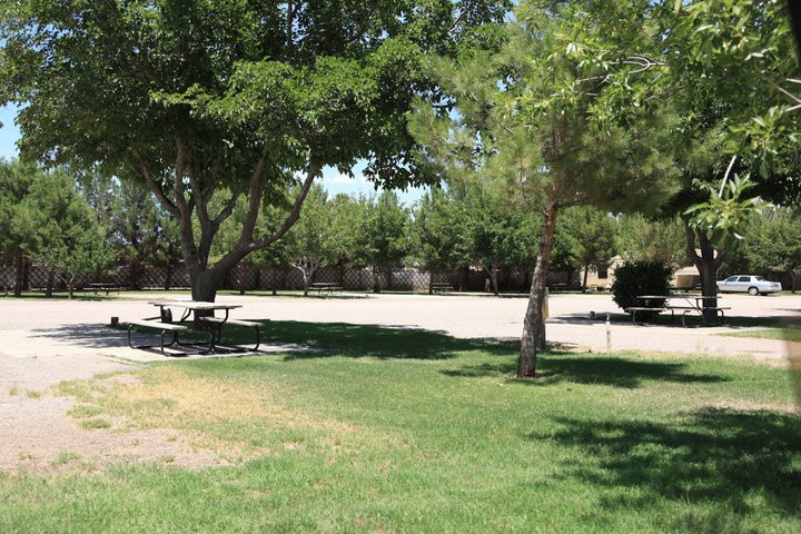 Sunny Acres RV Park - Las Cruces, NM - RV Parks