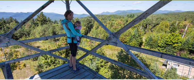 Milan Hill State Park - Milan, NH - New Hampshire State Parks