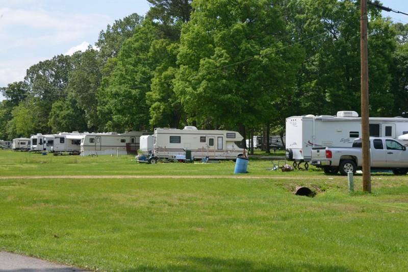 Aqualand Marina & Campgrounds - Newburg, MD - RV Parks